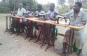 Vocational skills  for 100 school droput girls