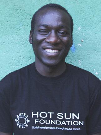 Bonface Mogaka, Kibera Film School grad