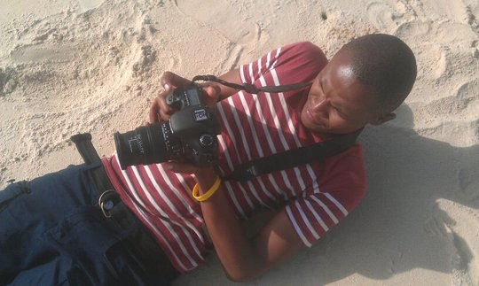 Charles, Hot Sun Foundation filmmaking trainee