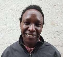 Douglas Mwangi, Kibera Film School trainee
