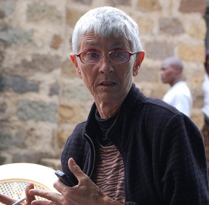 Pamela Collett at Hot  Sun Foundation