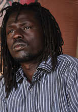 Emmanuel Jal, global peace activist