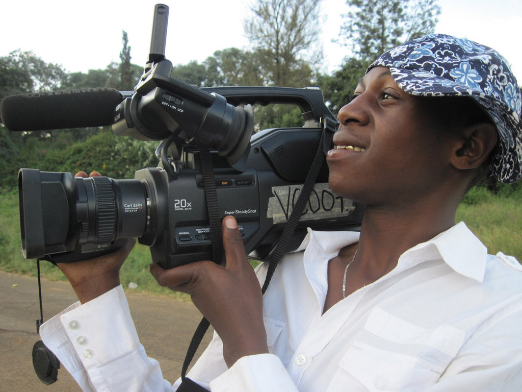 Youth media on the move in Nairobi