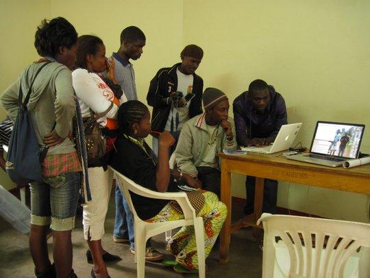 YOUTH UNITY workshop in Kampala, Uganda