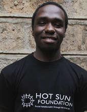 Michael Mwangi, Kibera Film School trainee