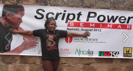 Script Power Seminar, Hot Sun Foundation