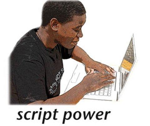 Script Power Seminar logo