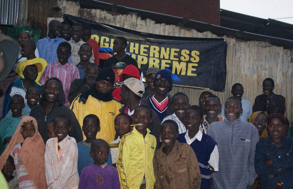TOGETHERNESS SUPREME screening at  Mongongaa