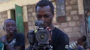 Godfrey Chogo, Kibera Film School trainee