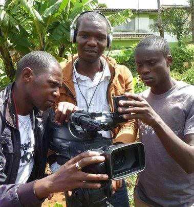 Hot Sun Film School videography class