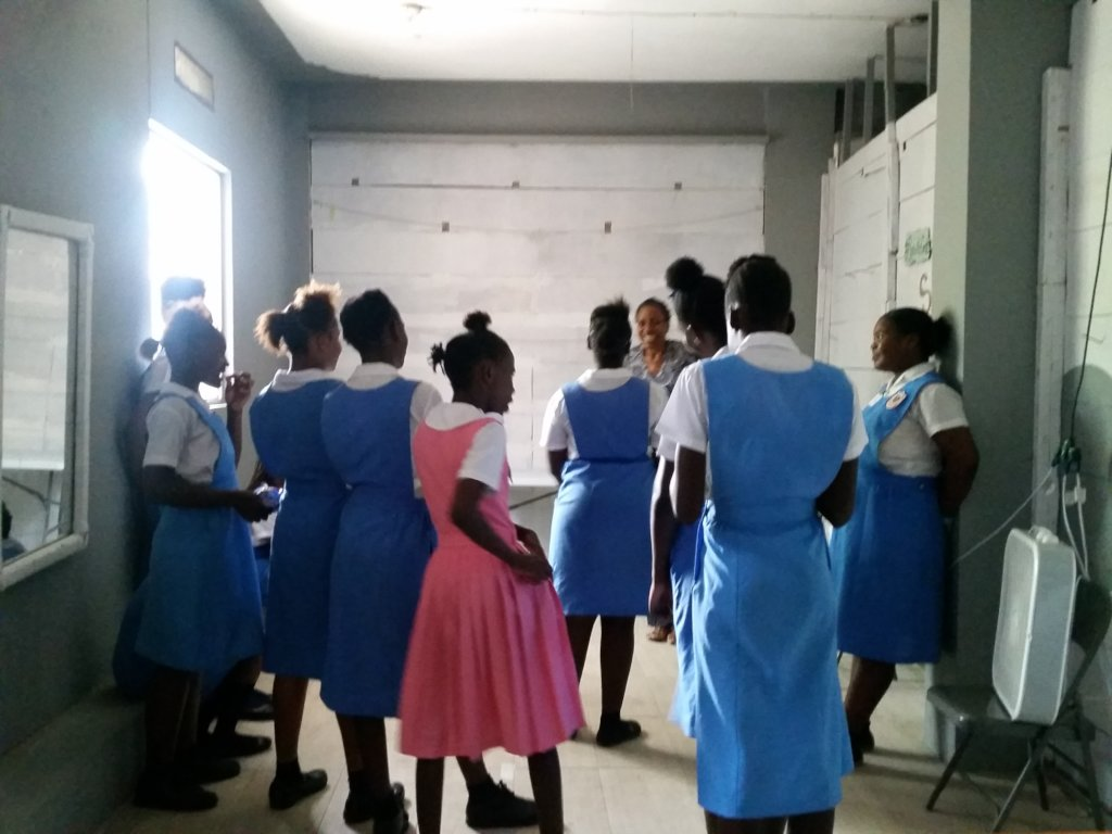 End-Of-Year  Empower Girlz with Goals to Become