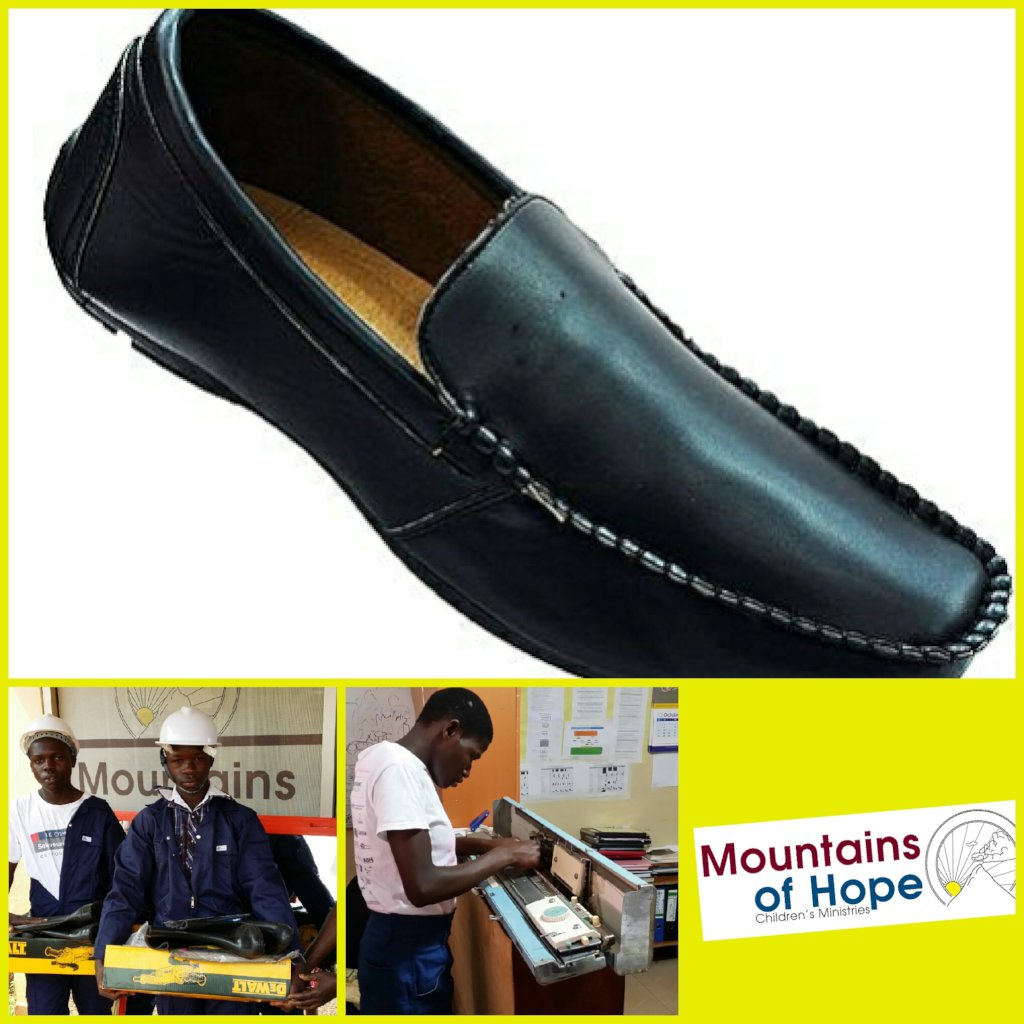 Empower 80 vulnerable girls to make moccasin shoes