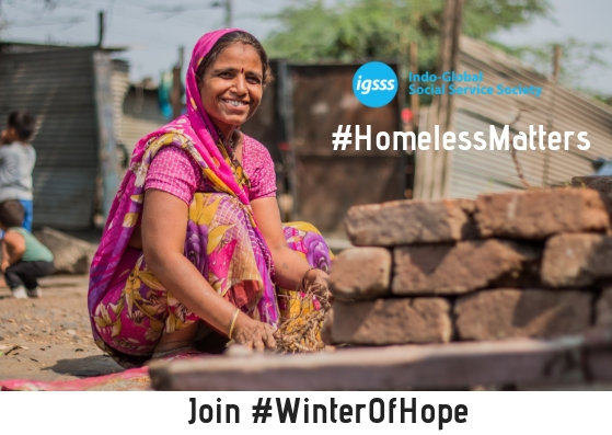 Delhi's Homeless need urgent support this winter