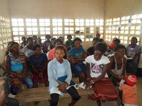 A cross section of Teen Mums at the closing