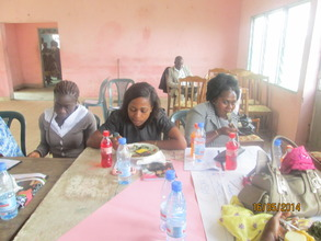 Women during Lunch