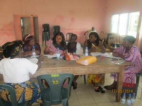 Women on Group Session 1