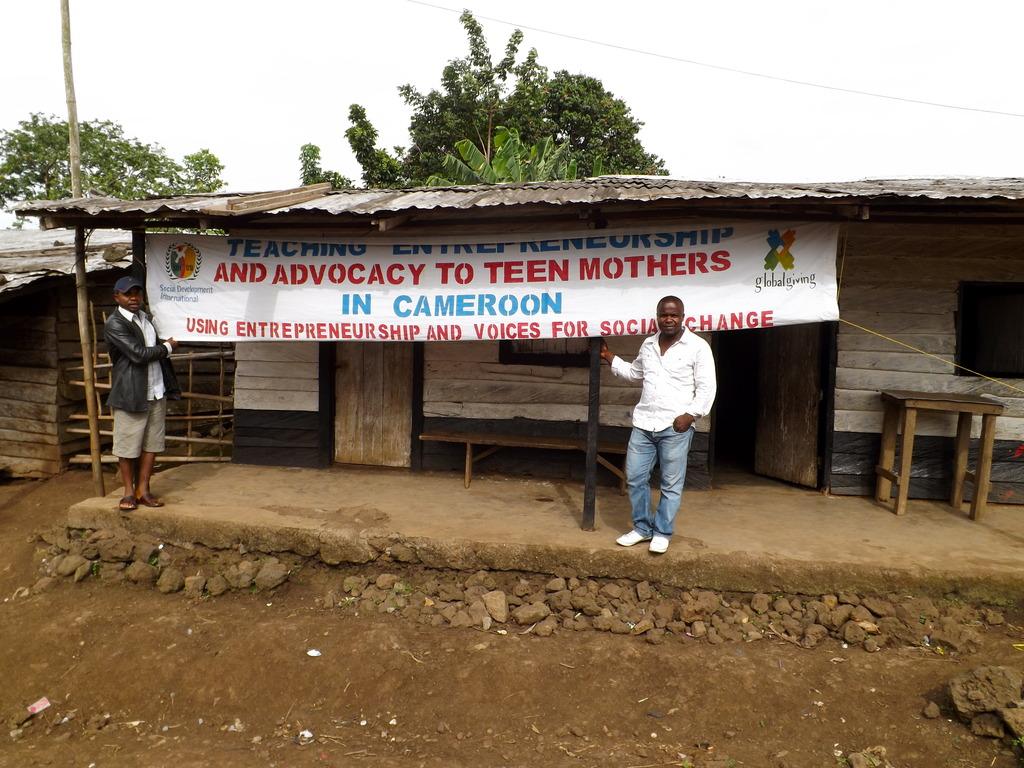 First Official Workshop in Maumu Village