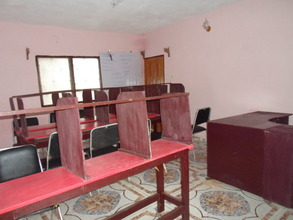 Information and Computeer Technology Training Room