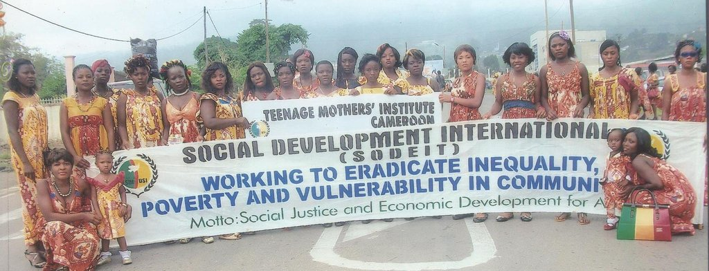 Teenage Mothers and Adolescent Girls on 08/03/2015