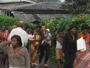 Teen Mother Empowerment in Cameroon