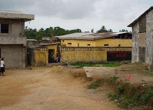 THE CAROLYN MILLER SCHOOL IN LIBERIA