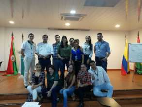 SROI Training with Fundacion Amanecer