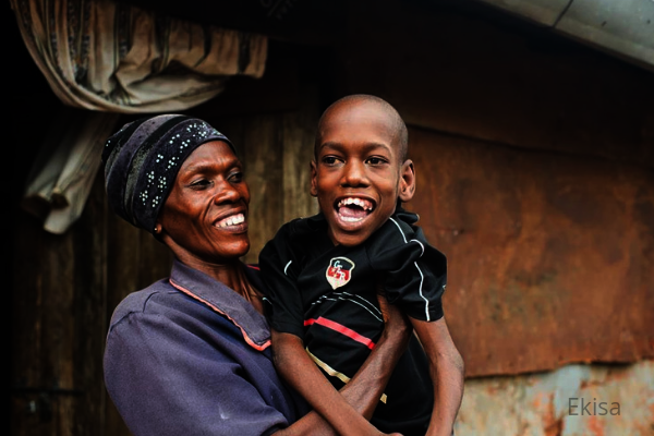 Keep Special Needs Kids in Families in Uganda