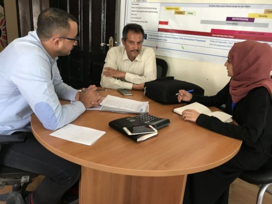 One of SMEPS-Burra Association meeting follow up