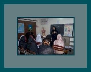 Training Afghan Women Health Professionals