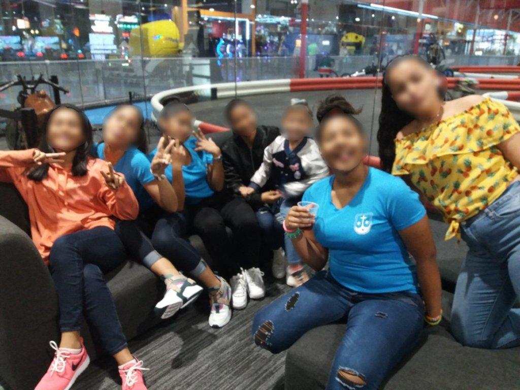 practicing social skills while having fun