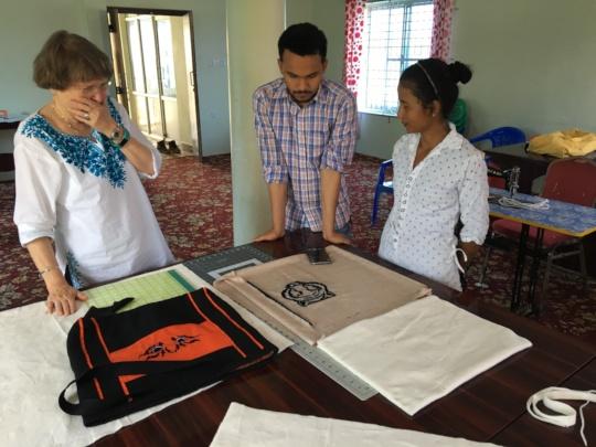 Bobbi, Prabal and Sarita review new designs