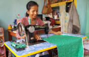 Train 35 women to sell Tiger bags in Nepal