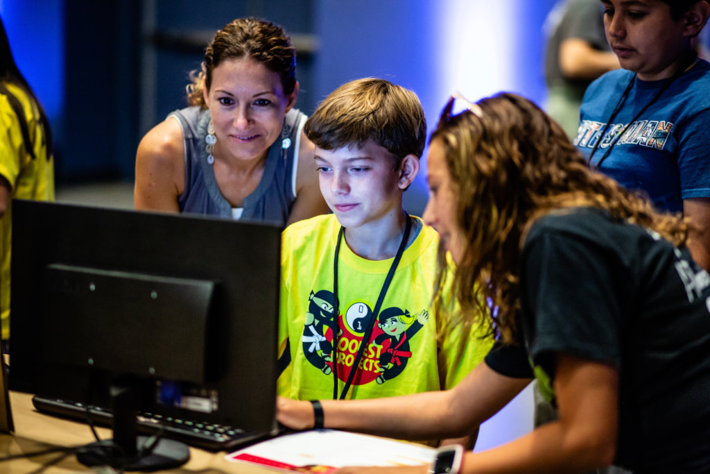 Celebrate kids who create with technology