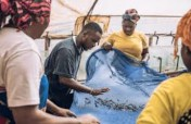 Build a Fish Farm Save Women From Poverty