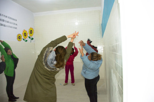 Creating safe spaces for women and girls