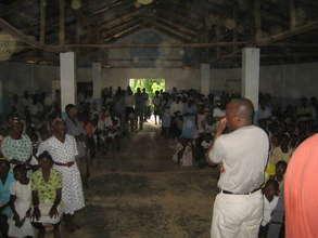 Community Meeting I