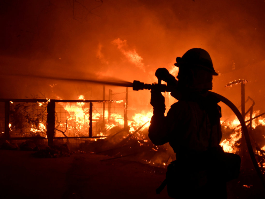 California Wildfire Relief Fund