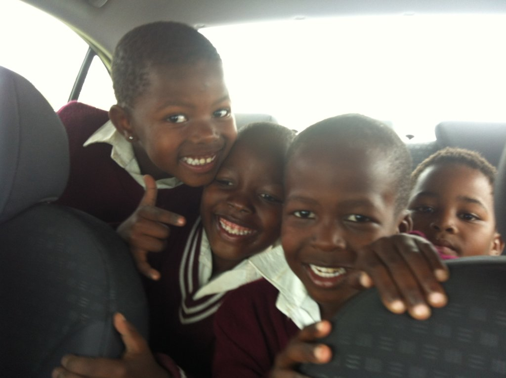 Education in rural South Africa - Vehicle needed