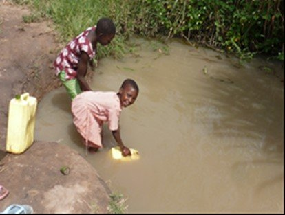 Safe water provision in rural Ugandan villages
