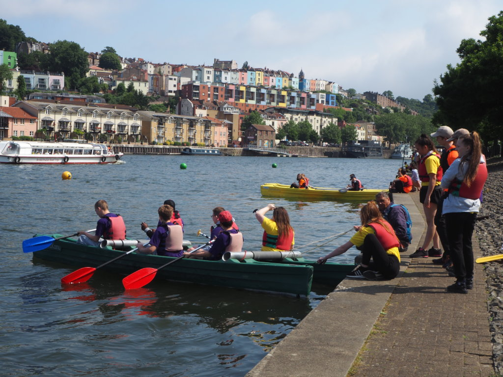 Watersports for Disabled & Disadvantaged Children