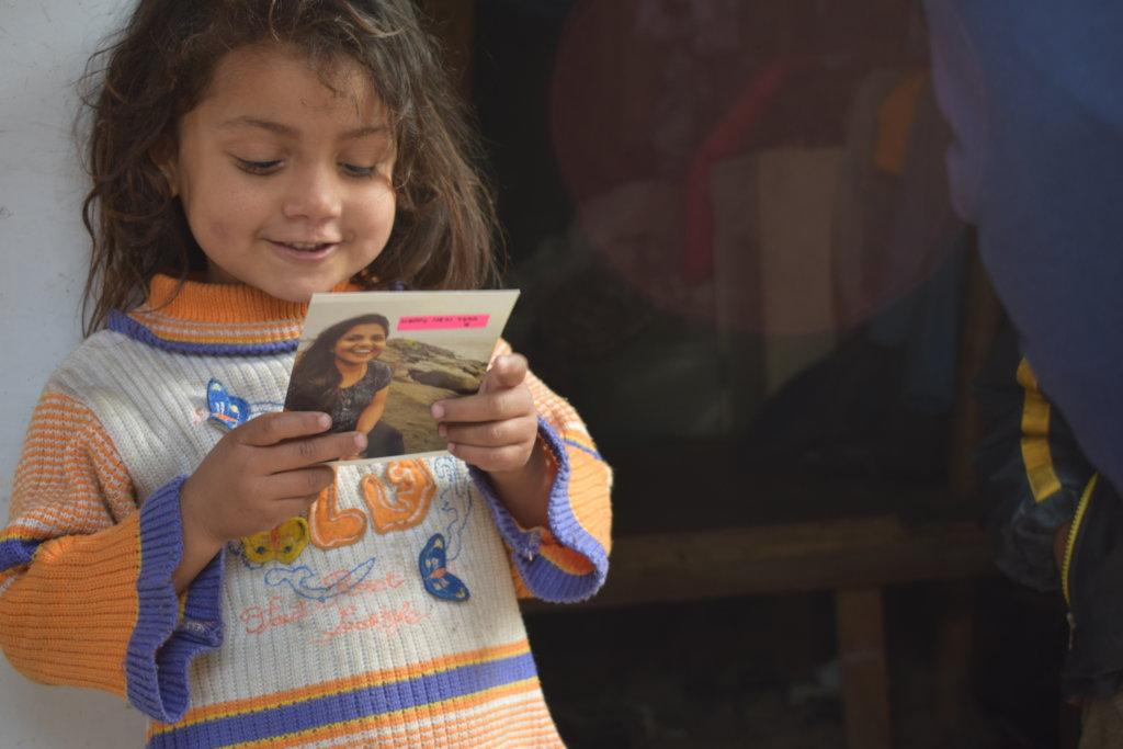 Gift Handwritten Letters to 10000 Refugee Children