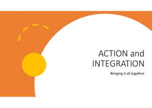 Principals in Community: Action and Integration (PDF)