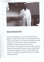 Annexure F ... Sifisosethu Scholarship Recipient (PDF)