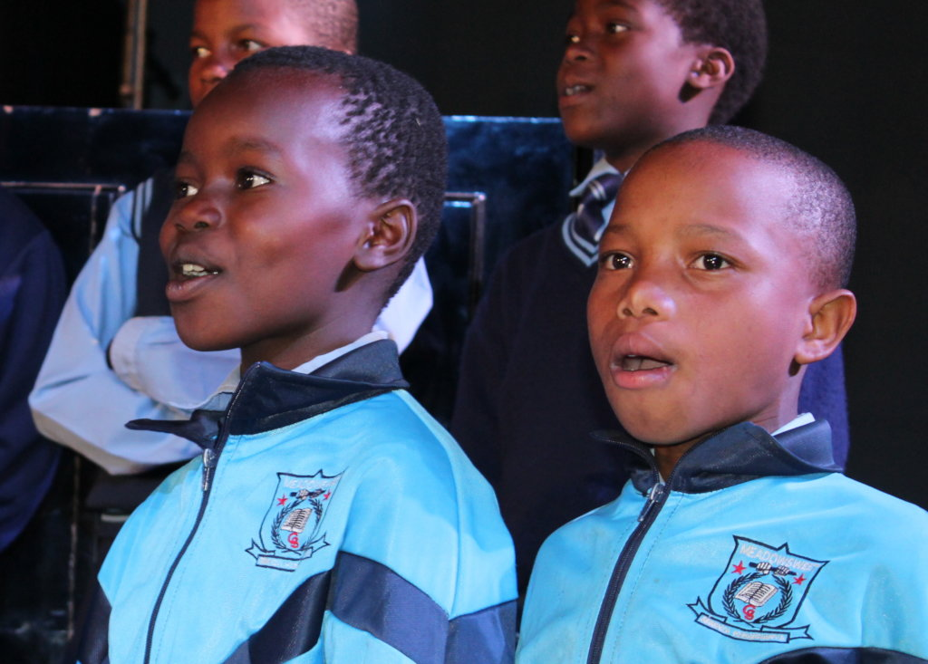 Choirs To Improve English Literacy of 600 Children