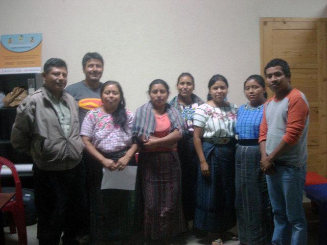 Chukmuk Library Committee Members