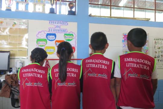 Student Literacy Ambassadors