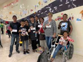 At Cebu Airport