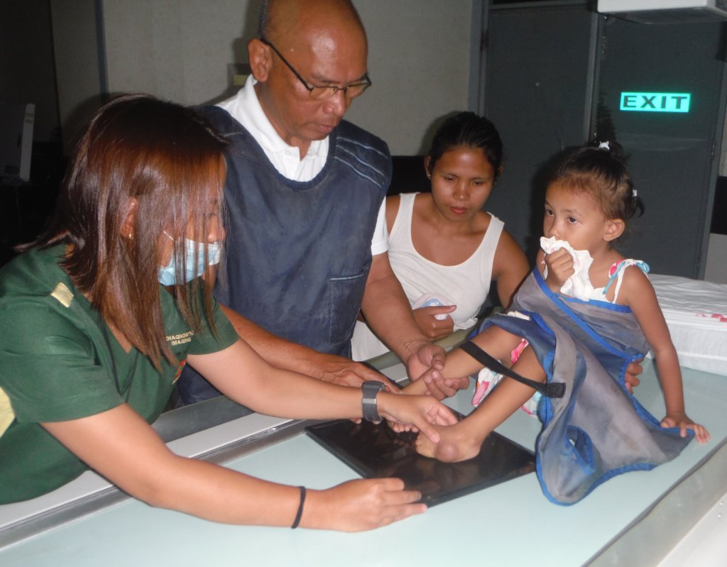 Life Changing Care for Disabled Filipino Children