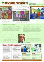 Mvule Trust newsletter (PDF)