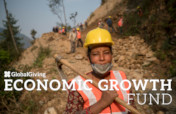 GlobalGiving Decent Work and Economic Growth Fund